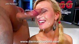 دختر تصاویر سکسی کیر تو کوس داغ آسیایی که از blowjob استفاده می کند