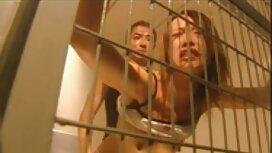 دختر زیبا آسیایی خروس فیلمکیر وکوس به آرامی مکیدن