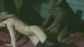 جاسوسی کیر توکوس متحرک از یک دختر روسی در یک اتاق ساحل